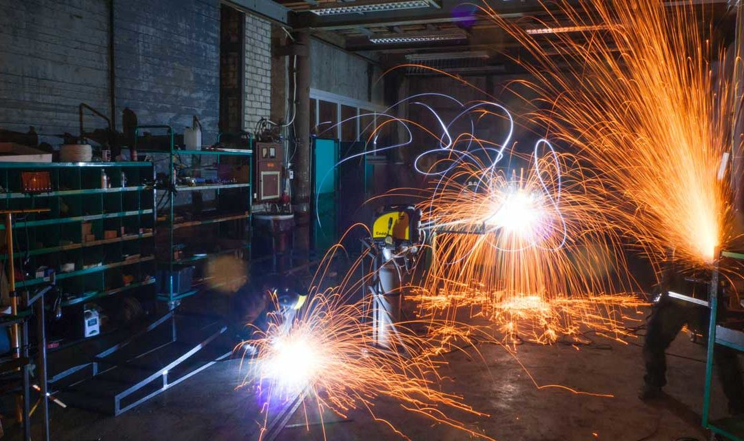 Entry-Level Welding Assessment