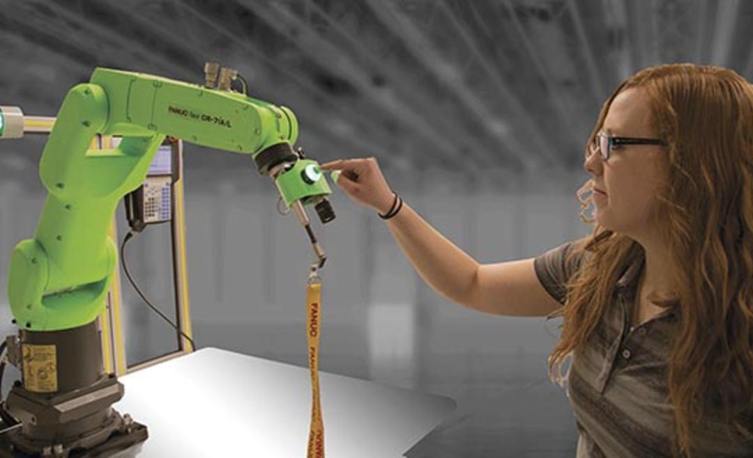 Using Apprenticeship Programs to Close the Manufacturing Skills Gap