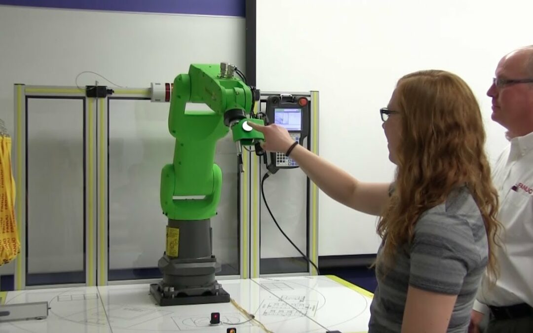 Partnering with FANUC to Inspire Innovators in Automation & Robotics